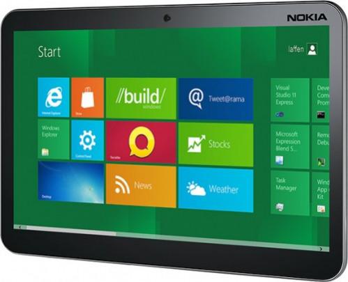 Планшет Nokia может быть продемонстрирован в Барселоне