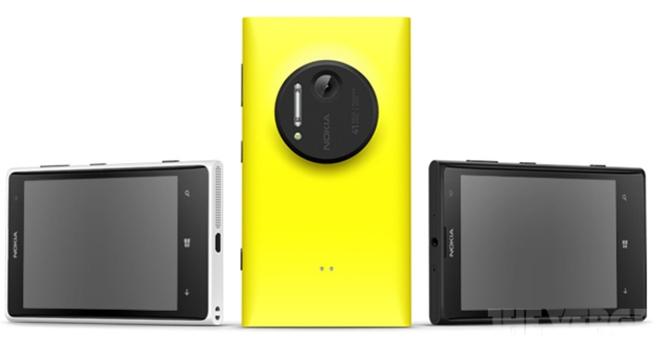 новый Lumia 1020