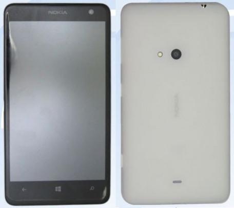 В интернет утекли фото Lumia 625