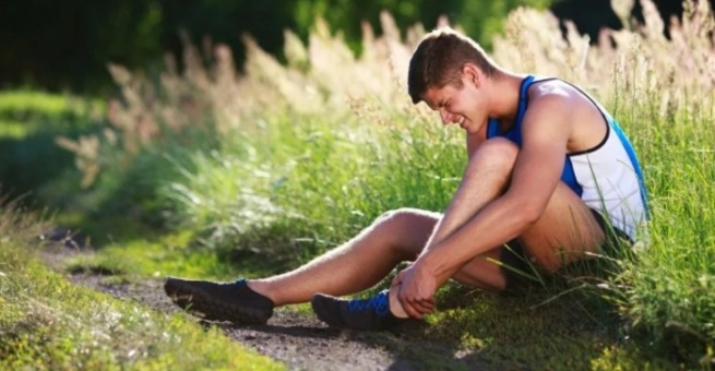 Болевые ощущения во время марафона. Что делать?