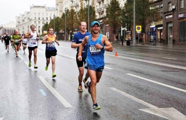 История о том, как Сподин Игорь стал знаменитым марафонцем