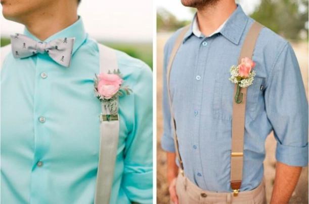 Як одягнути нареченого на весілля?