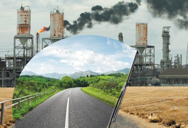 Причини та шляхи вирішення проблеми забруднення повітря